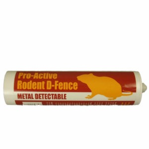Pro-Active Rodent D-Fence (mouse and rat proofing sealant)-0
