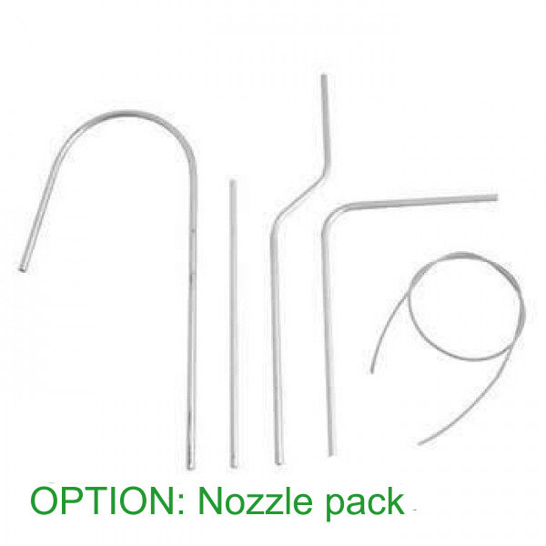Multi nozzle pack for dustick or DR5