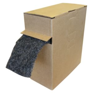 rodent xcluder mesh in box, rodent proofing