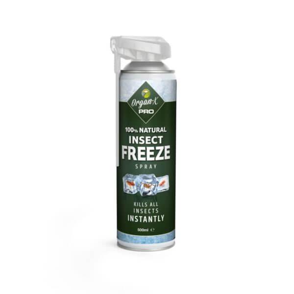 Organ-x pro freeze spray